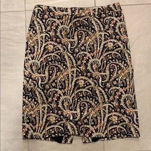 Jcrew size 2 pencil skirt